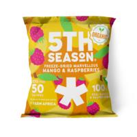 Mango & Raspberry Bites (14g) – BIO