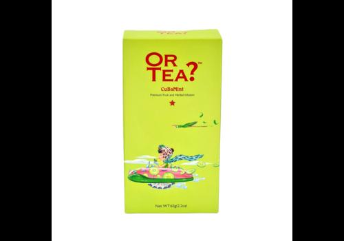 Or Tea? CubaMint (65g) – navulling