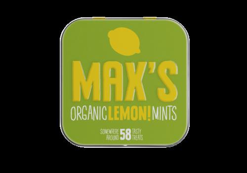Max's Mints Lemon Mints (35g) – BIO