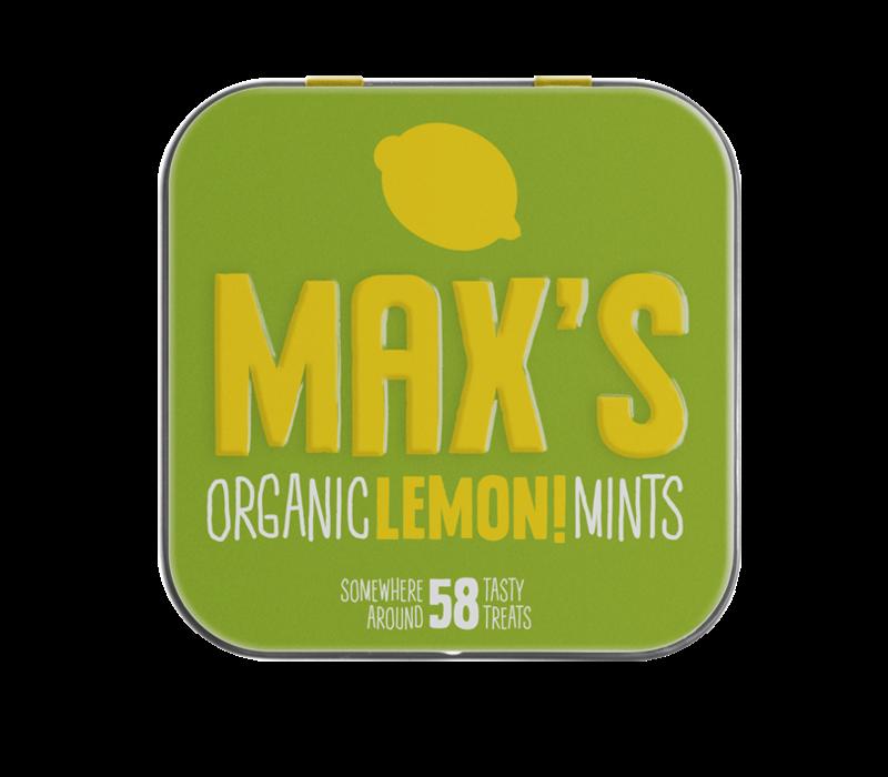 Lemon Mints (35g) – BIO