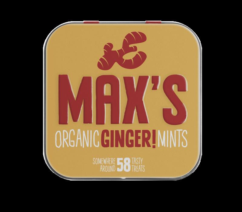Ginger Mints (35g) – BIO