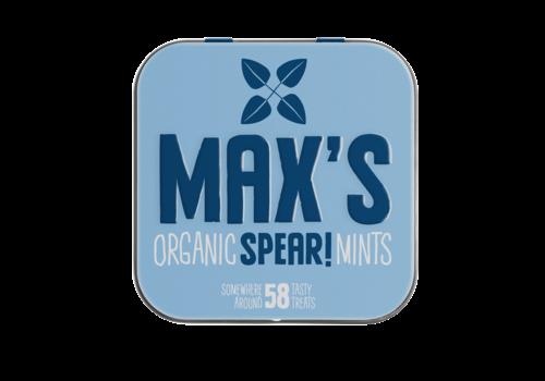 Max's Mints Spearmint Mints (35g) – BIO