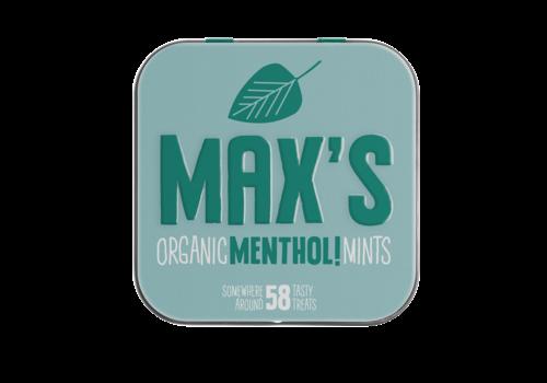 Max's Mints Menthol Mints (35g) – BIO