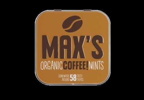 Max's Mints Coffee Mints (35g) – BIO