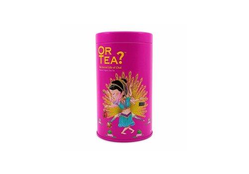 Or Tea? The Secret Life of Chai (100g) – theeblik BIO