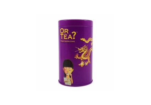 Or Tea? Dragon Jasmine Green (75g) – theeblik BIO