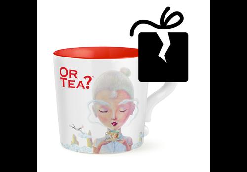 Or Tea? Long Life Brows Mug (beschadigde doos)
