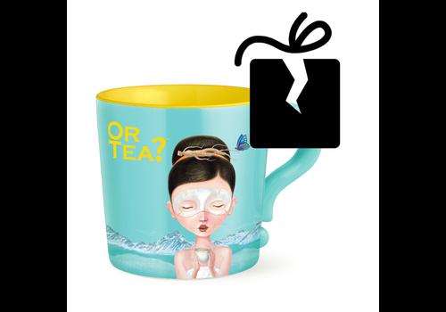 Or Tea? Ginseng Beauty Mug (beschadigde doos)