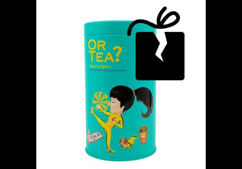 Or Tea? Kung Flu Fighter (100g) – theeblik BIO (beschadigd)
