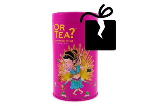 Or Tea? The Secret Life of Chai (100g) – theeblik BIO (beschadigd)