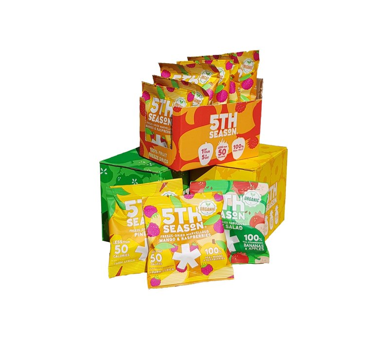 18x Fruit Bites Mix – BIO