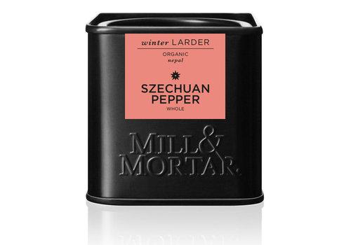 Mill & Mortar Szechuan Peper (30g) – BIO