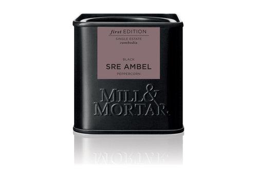 Mill & Mortar Zwarte Sre Ambel Peper (50g) – BIO