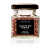 Mill & Mortar Chocolade Parels - Ruby (45g)