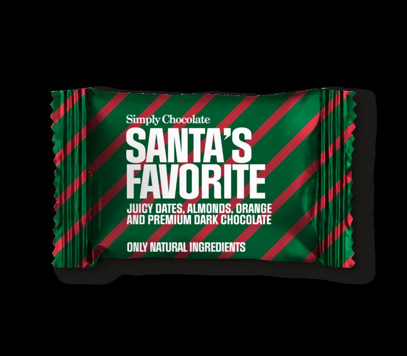 Santa's Favorite mini (10g) - 1st.
