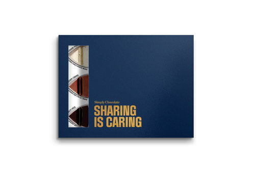 Simply Chocolate Sharing is Caring (120g)
