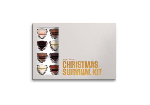 Simply Chocolate Christmas Survival Kit (240g)
