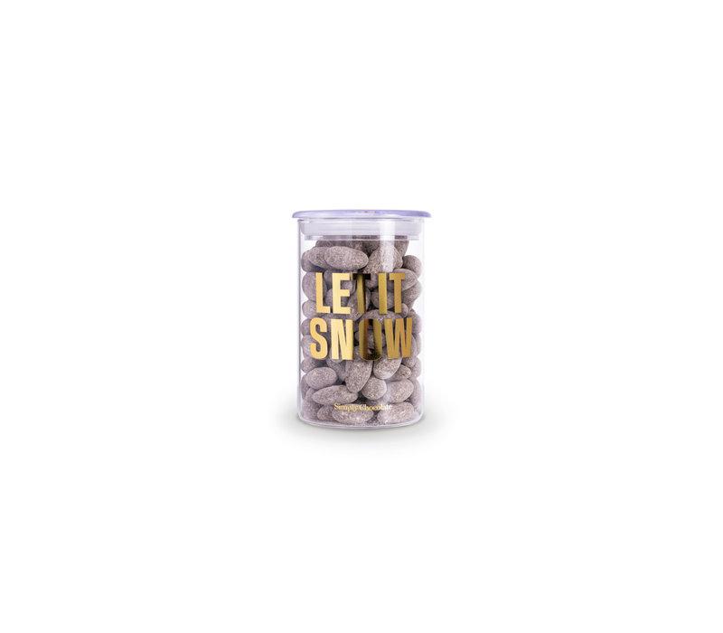 Let it Snow (280g) – Jar