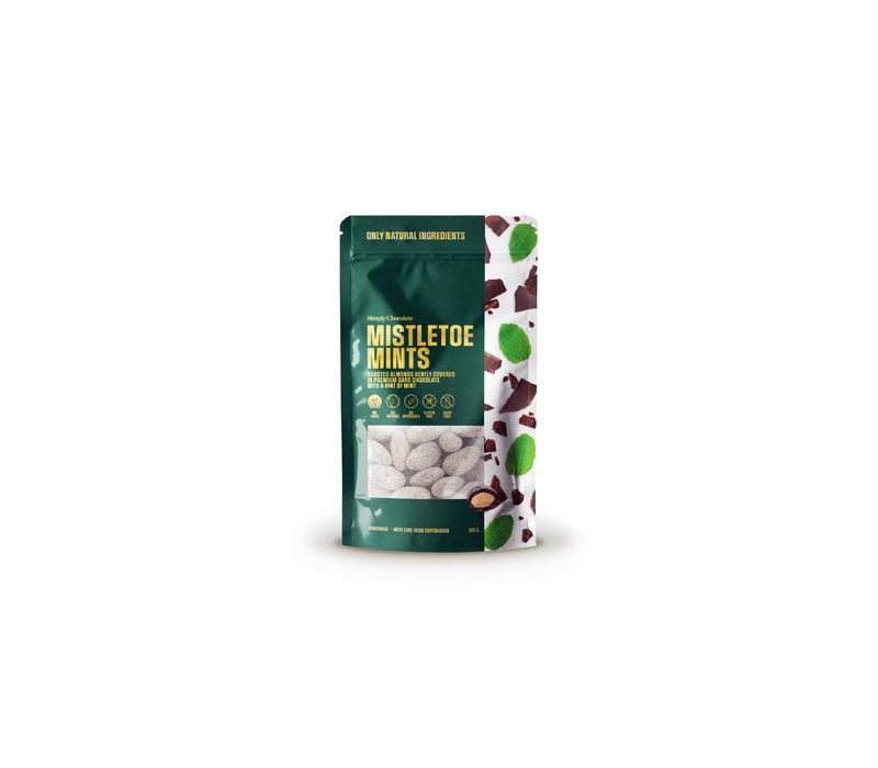 Mistletoe Mints (100g) – To Go Bag