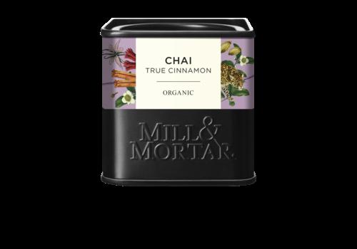 Mill & Mortar Chai True Cinnamon (45g) - BIO