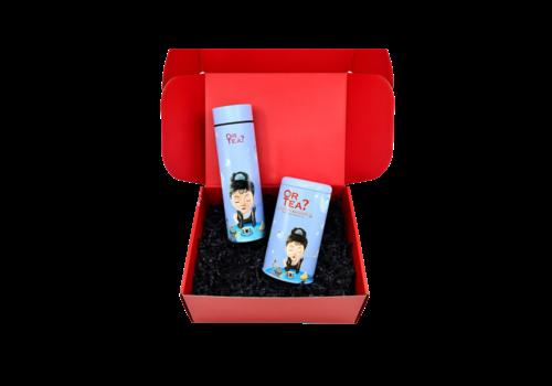 Or Tea? Gift Box: Tea2Go Tiffany's Breakfast