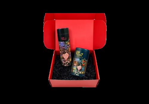 Or Tea? Gift Box: Tea2Go Yin Yang