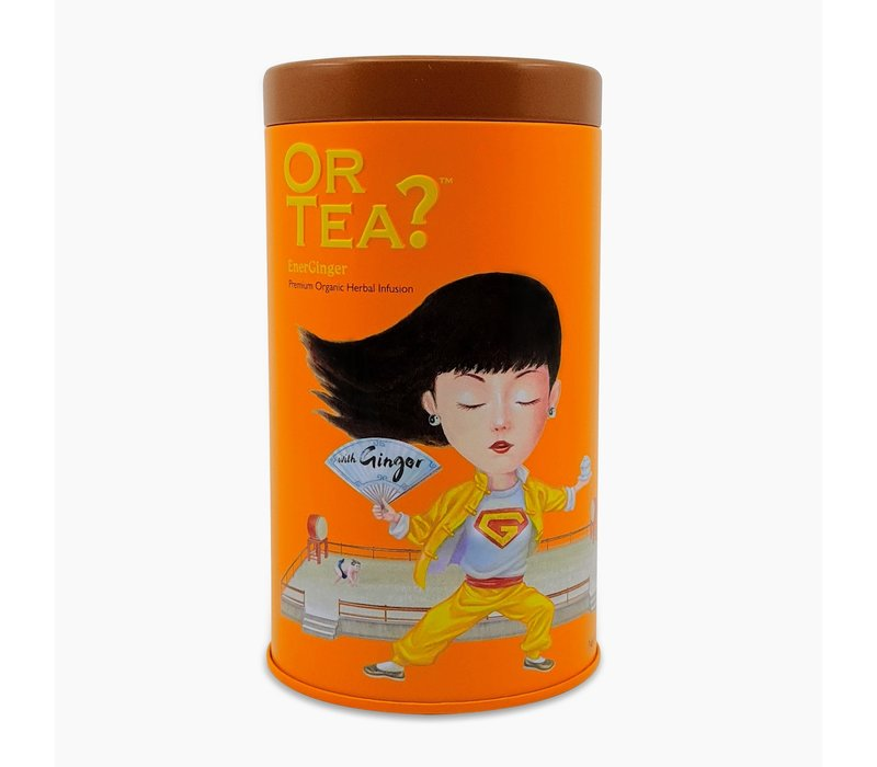 Double Happiness: Herbal Tea