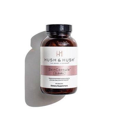 Hush Hush CLEAR+ SkinCapsule