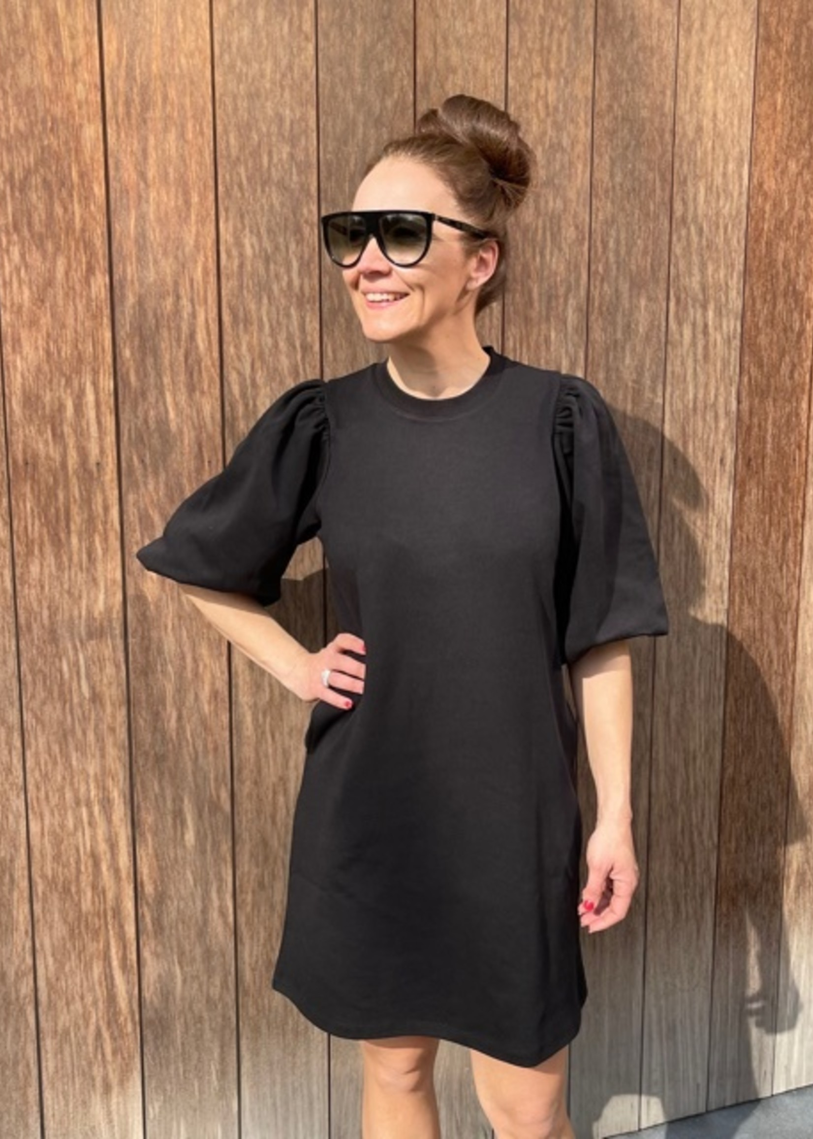 Guts & Goats Emmaline Black Dress