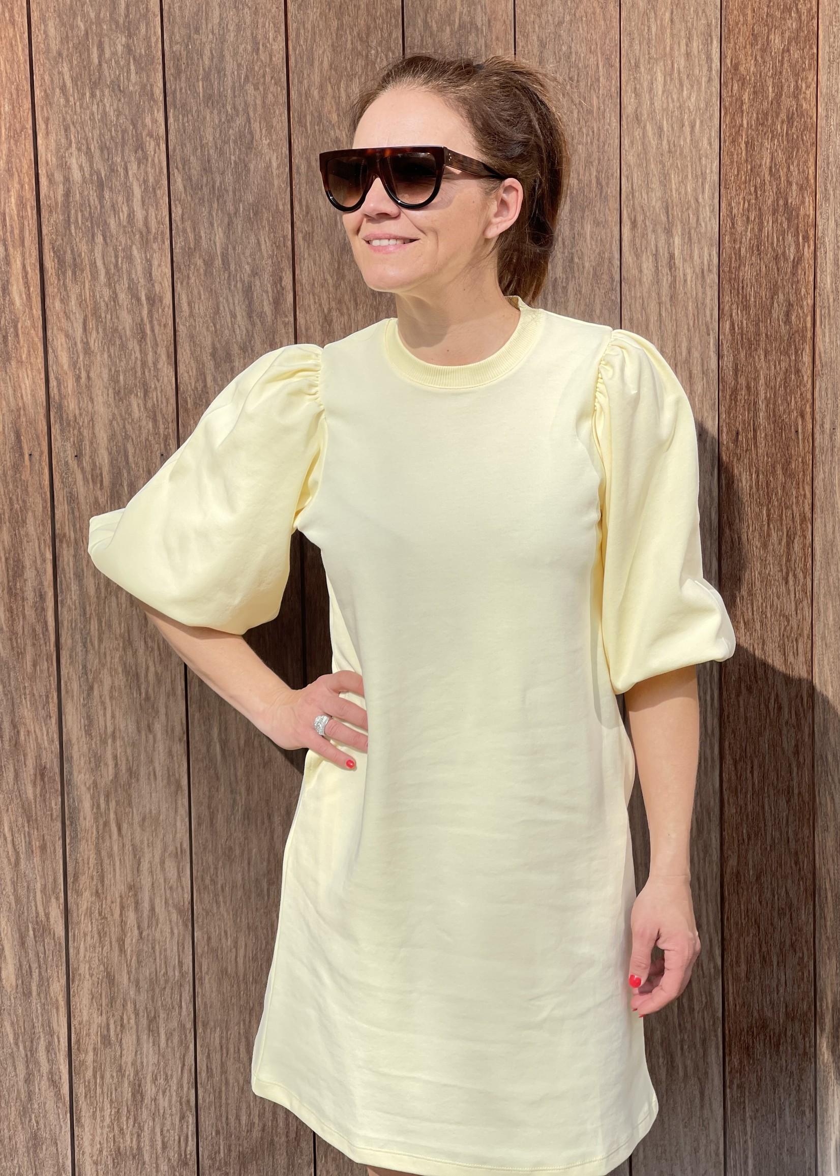 Guts & Goats Emmaline Yellow Dress