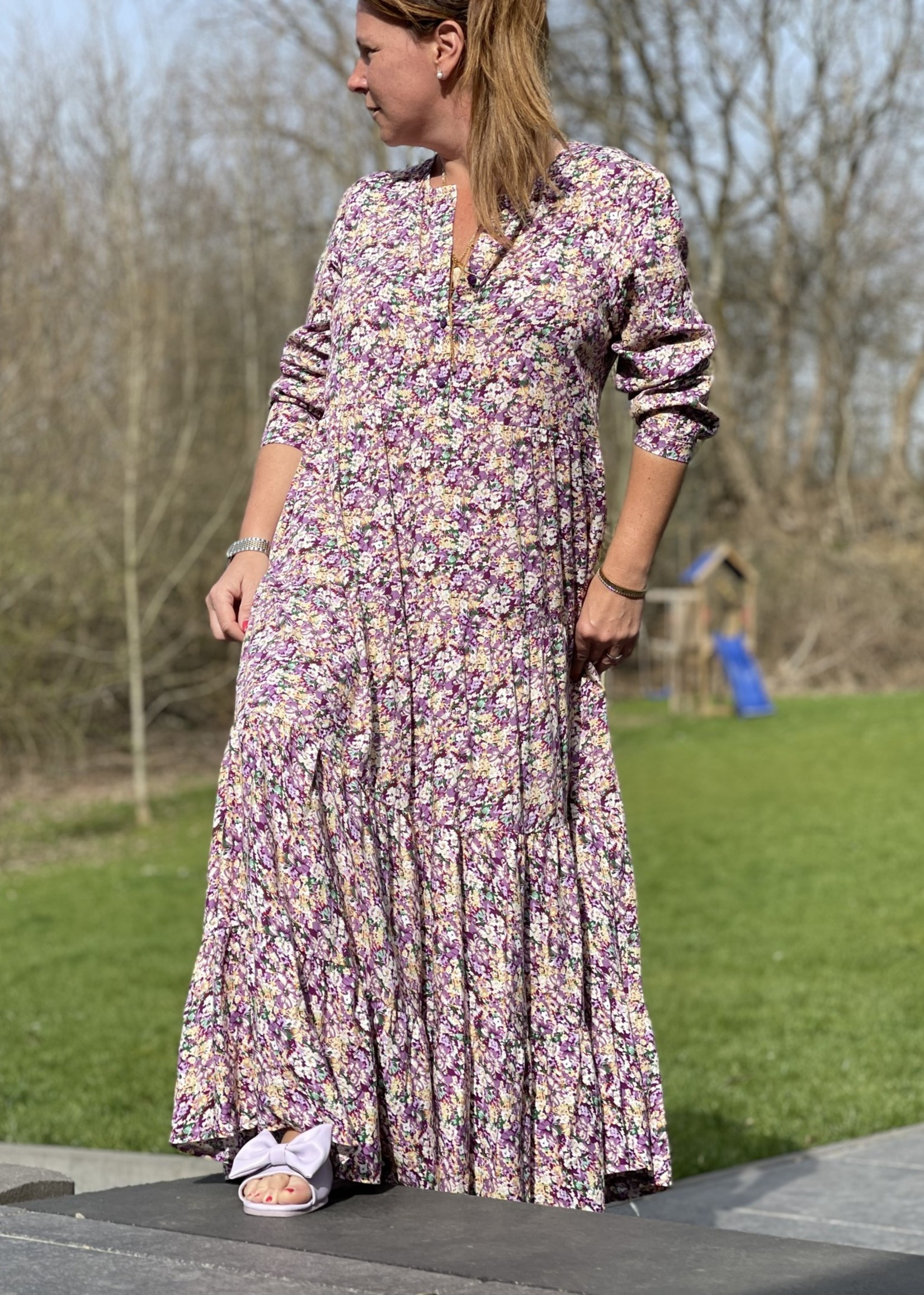 Guts & Goats Ilona Maxi Dress