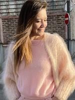Guts & Goats Fiona Pink Knit