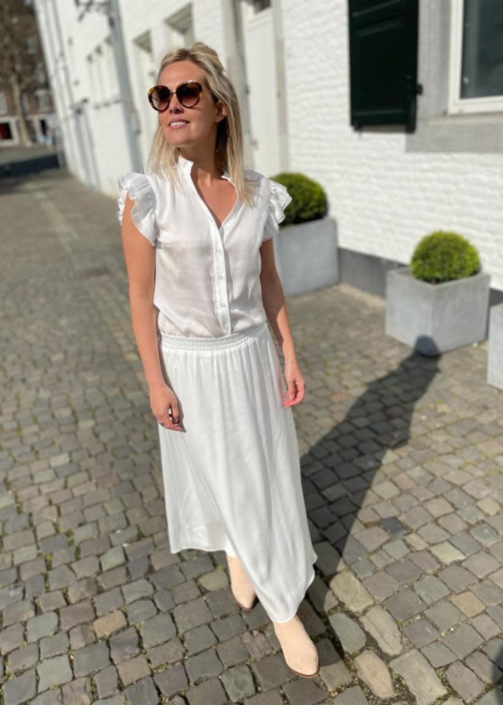 Guts & Goats White Pepper Skirt