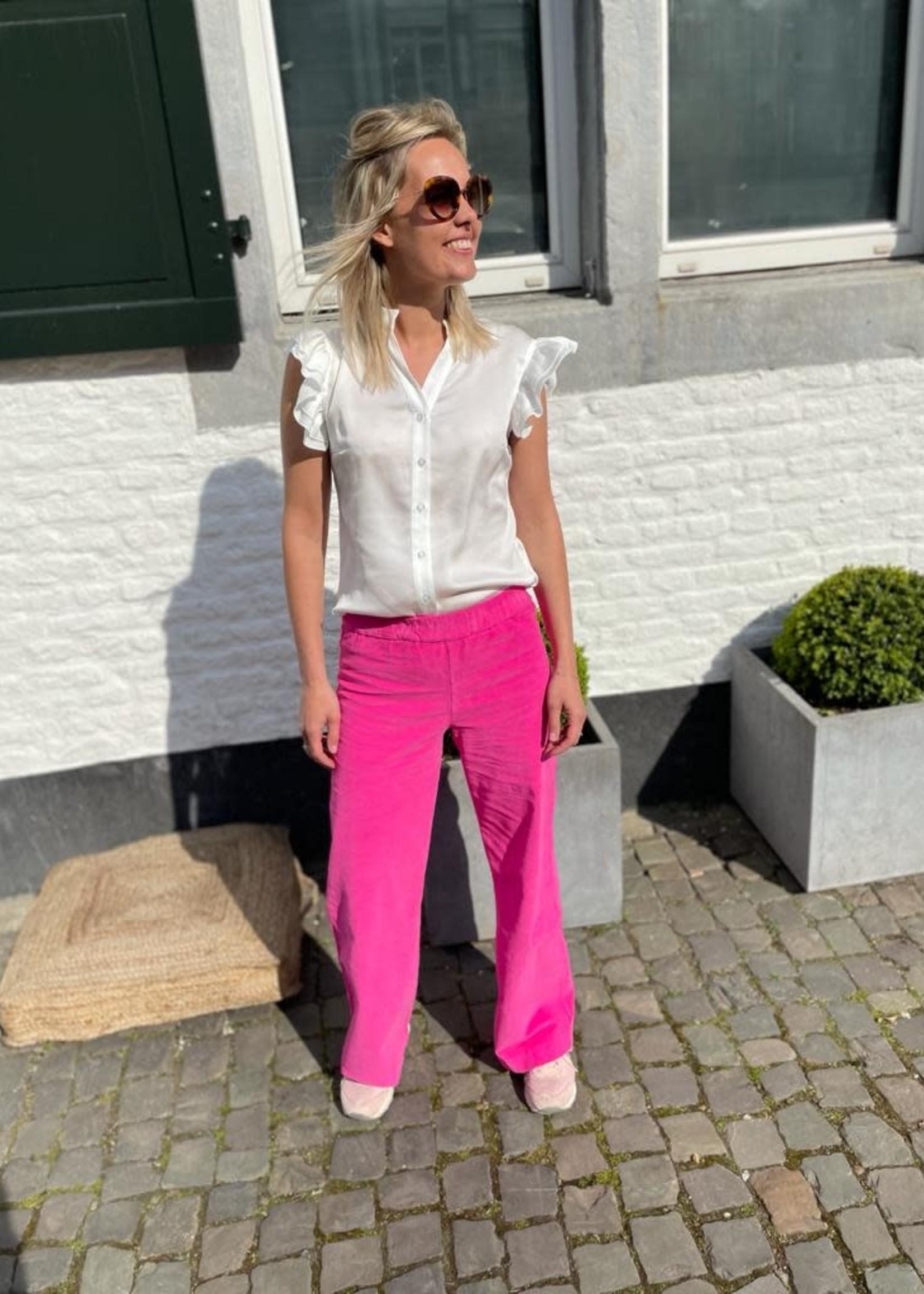 Guts & Goats Trixie Fuchsia Pants