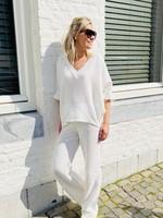 Guts & Goats Tetra White Pants