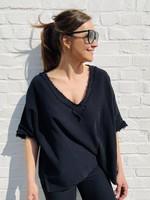 Guts & Goats Tetra Black Shirt