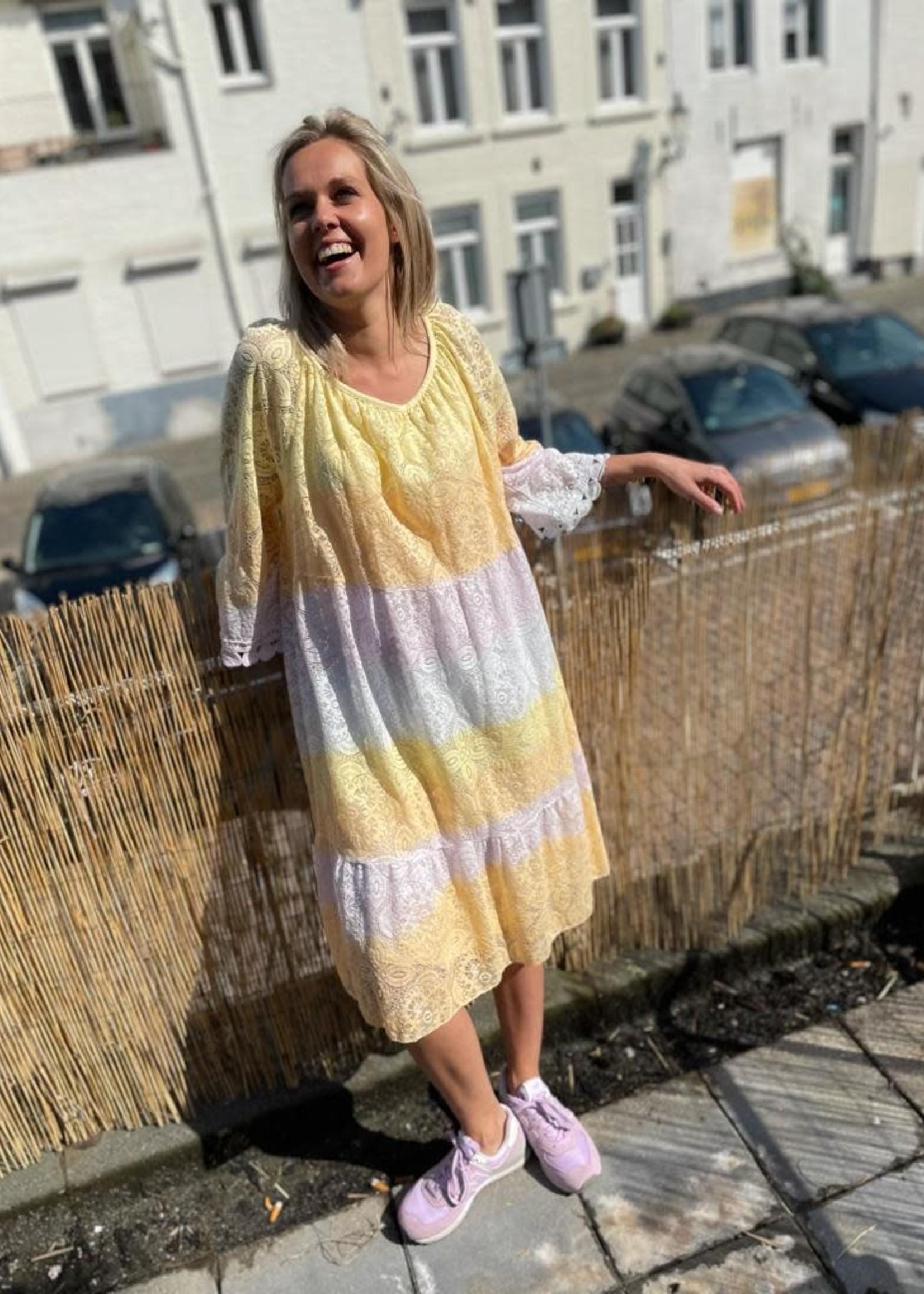 Guts & Goats Pastel Dress