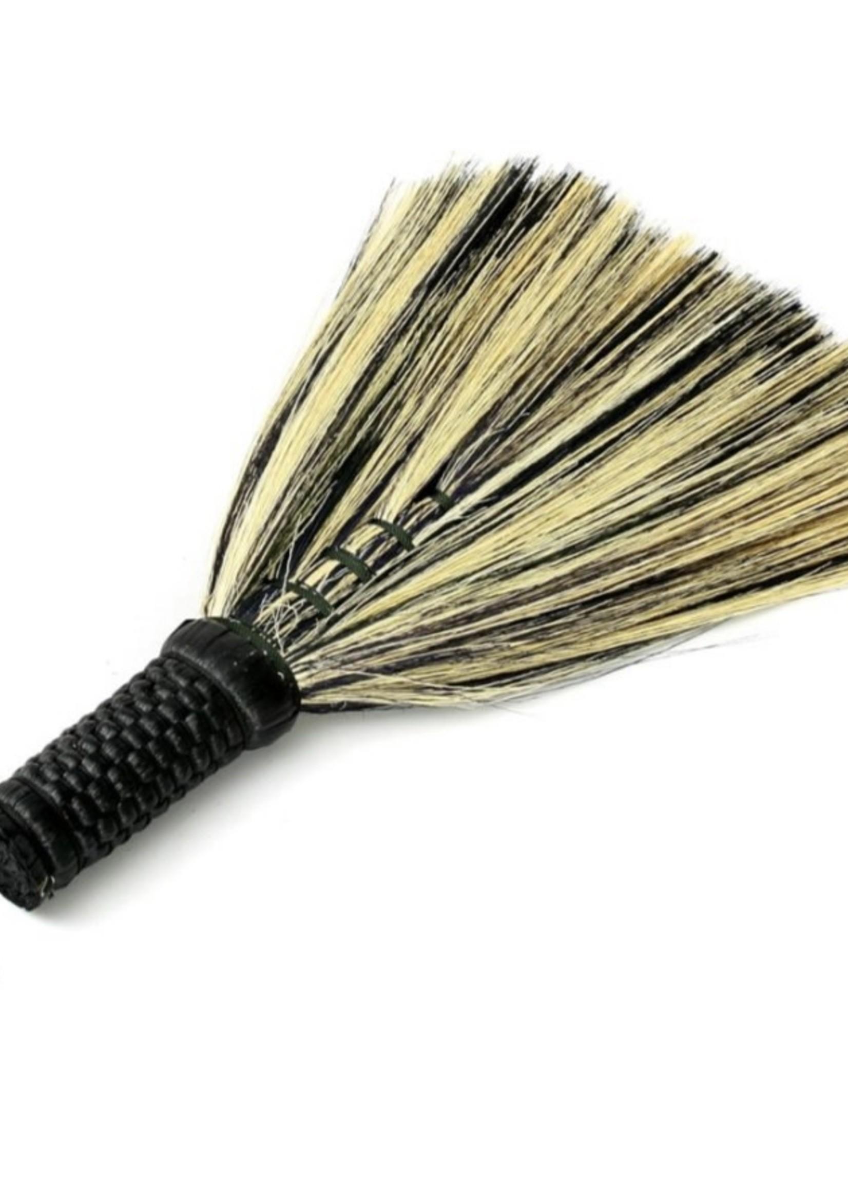Guts & Goats Sweeping Brush Black- Natural