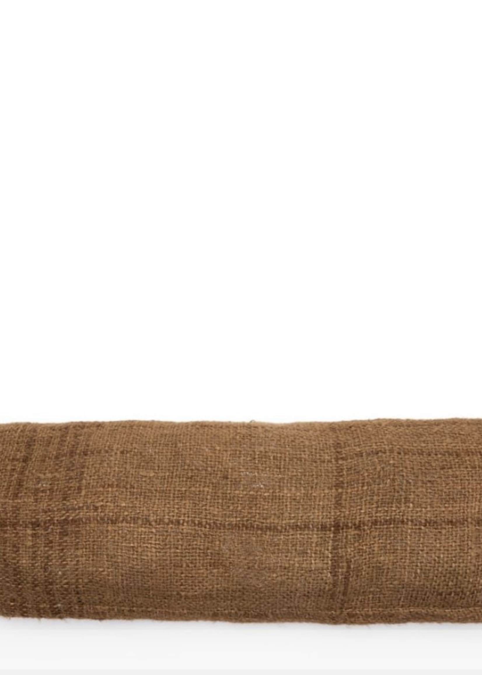 Guts & Goats The Oh My Gee Cushion Cover - Brown