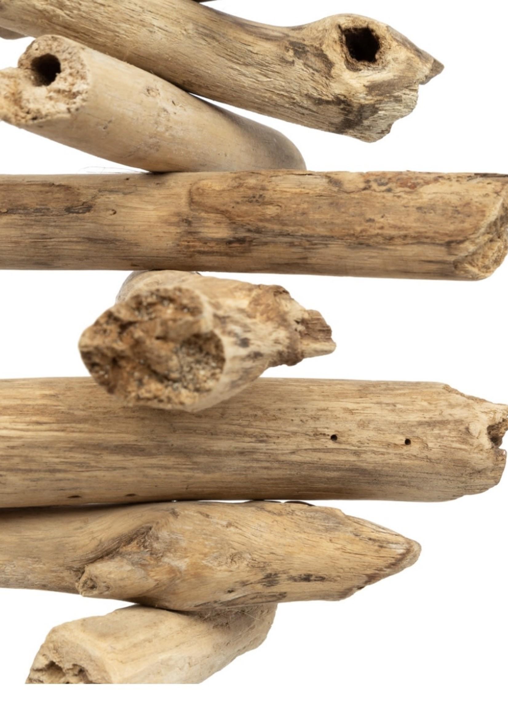 Guts & Goats Raffia Driftwood