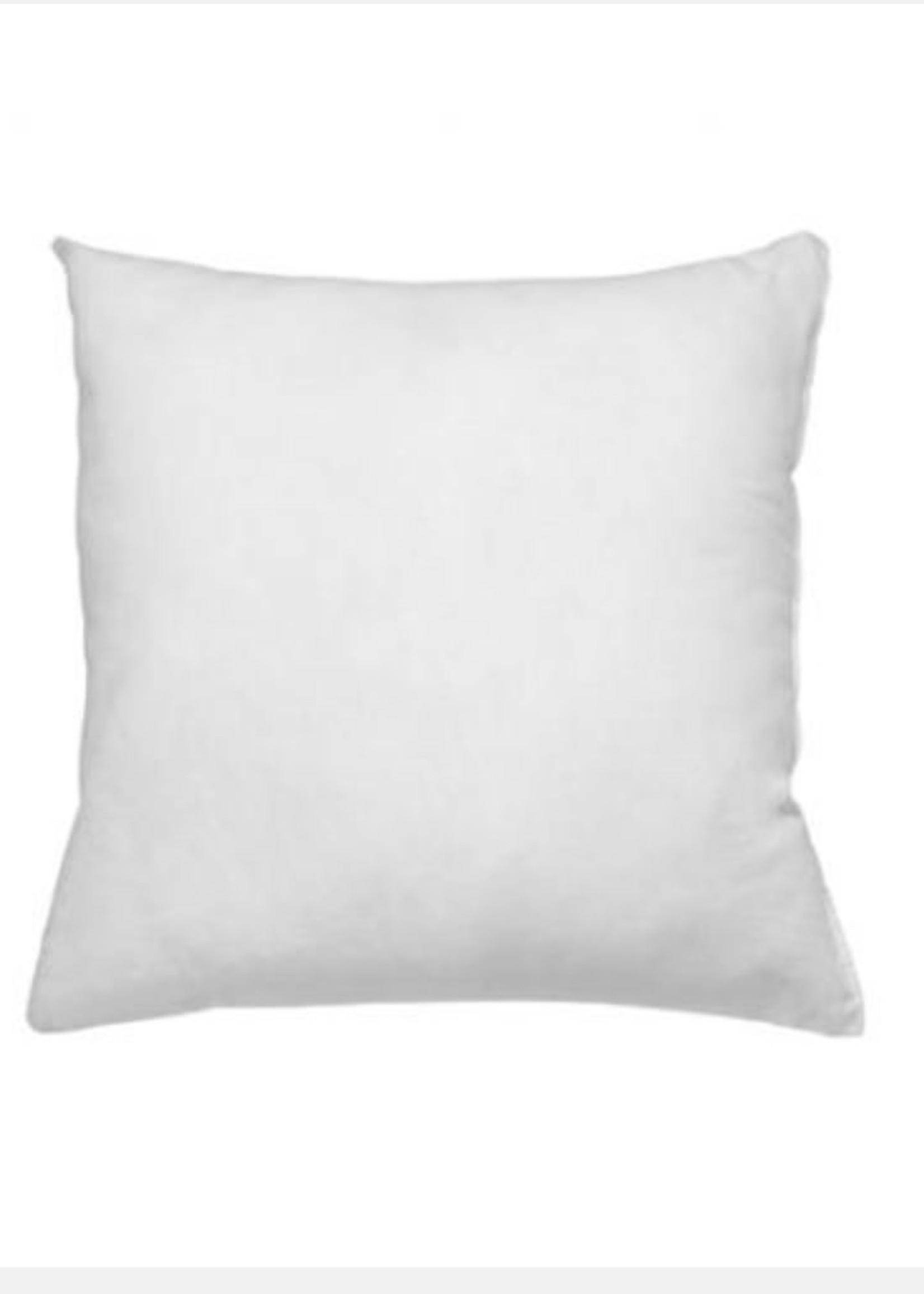 Guts & Goats White Inner Cushion Square 40x40