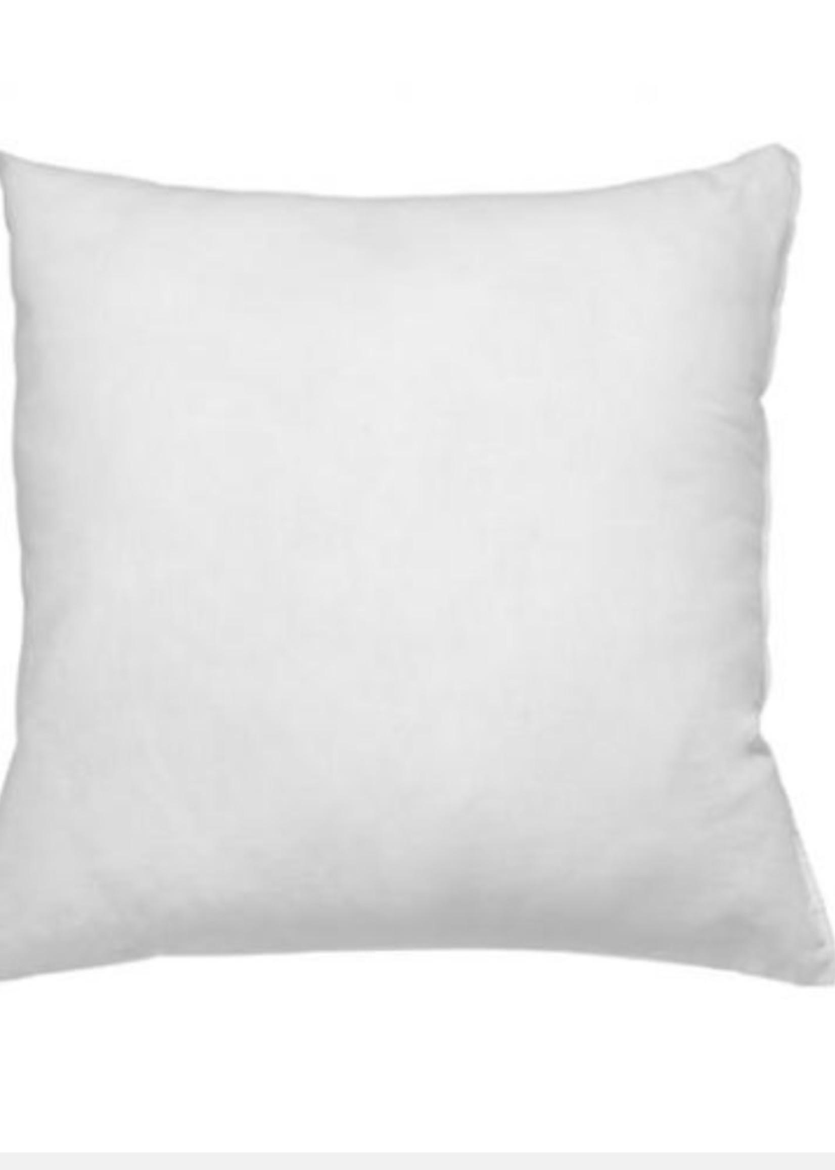 Guts & Goats White Inner Cushion Square 60x60