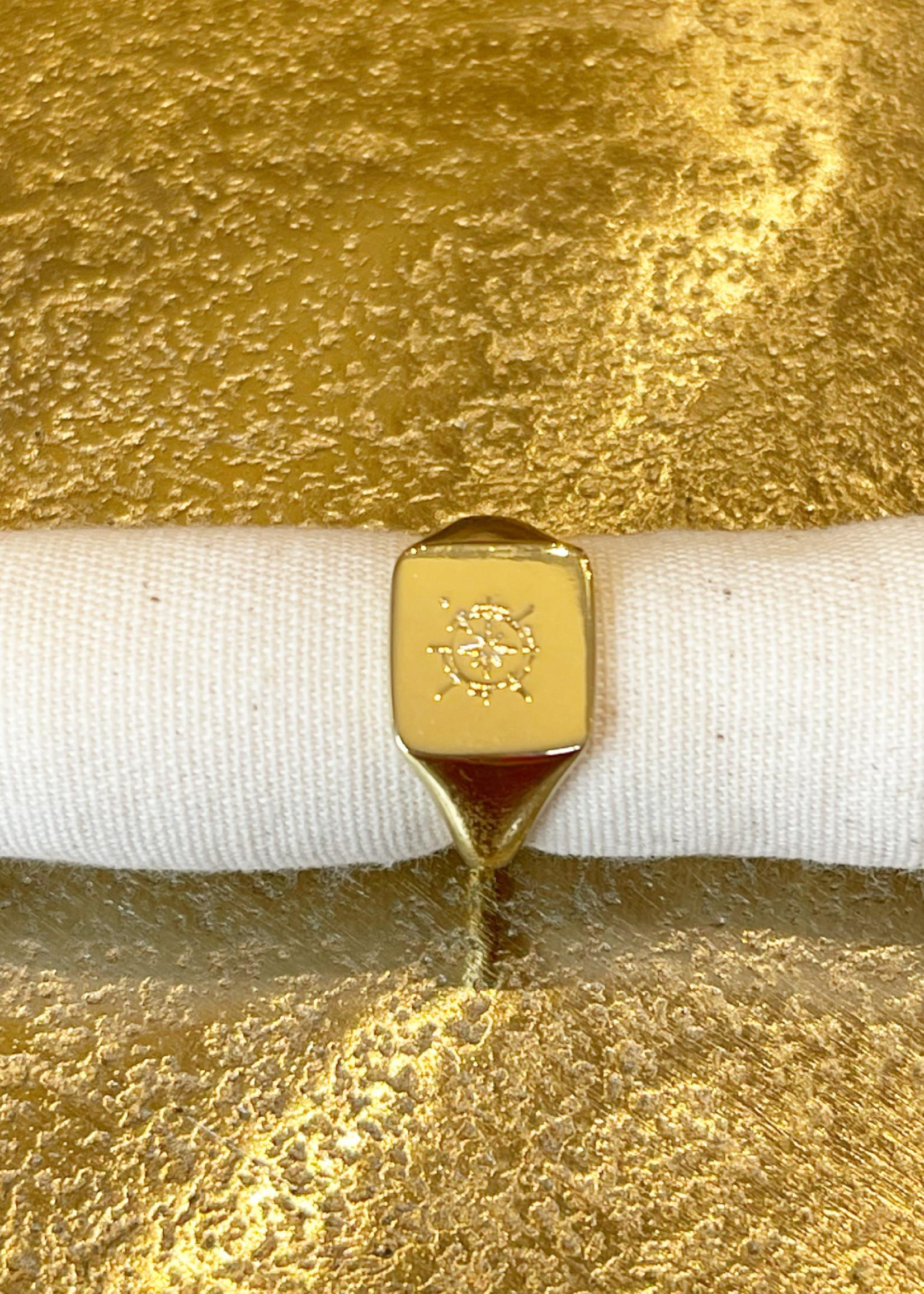 Guts & Goats Alighieri Ring Silver