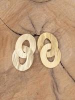 Guts & Goats Pam Golden Earrings