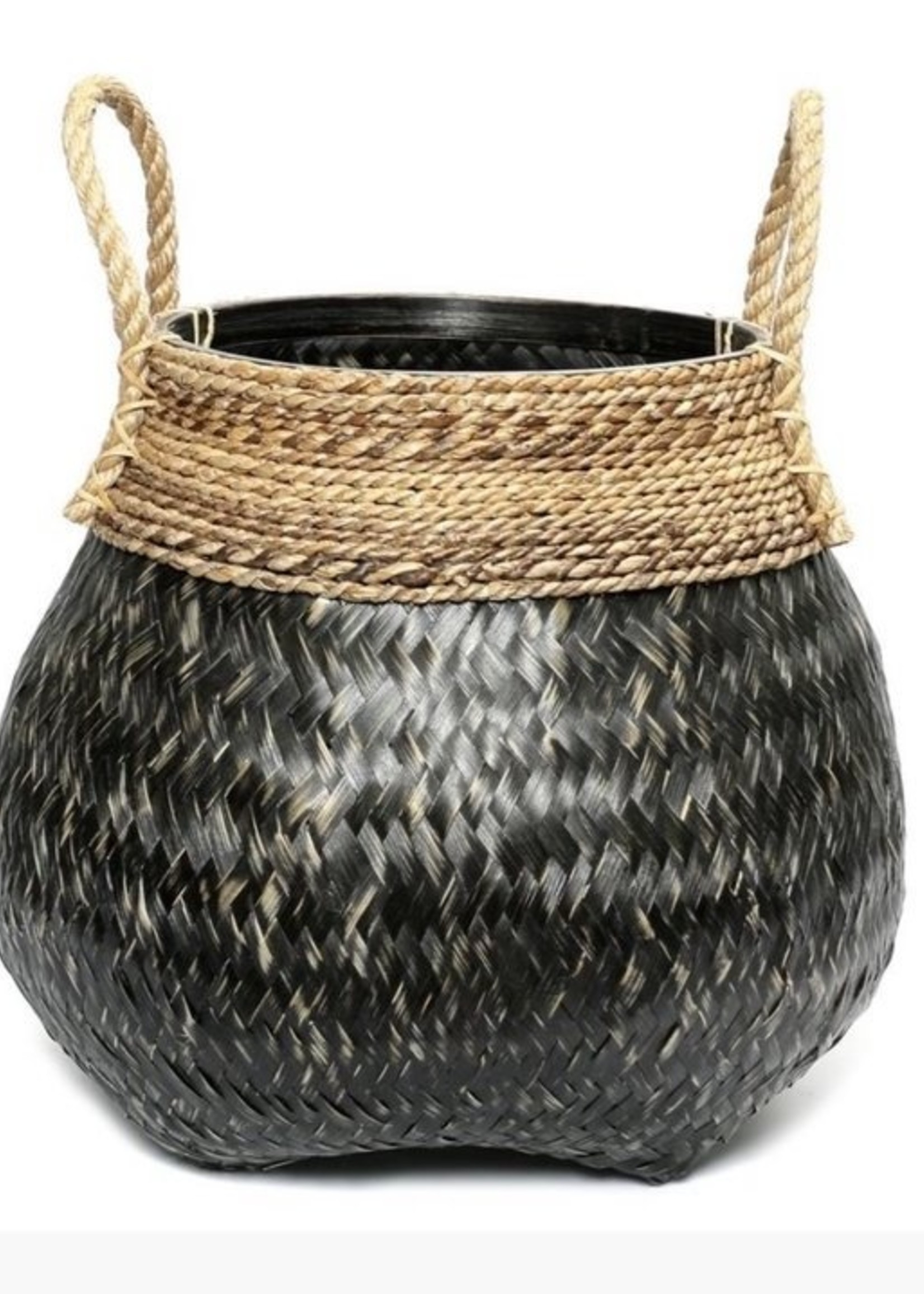 Guts & Goats The Belly Basket Black