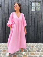 Guts & Goats Louanne Pink Dress