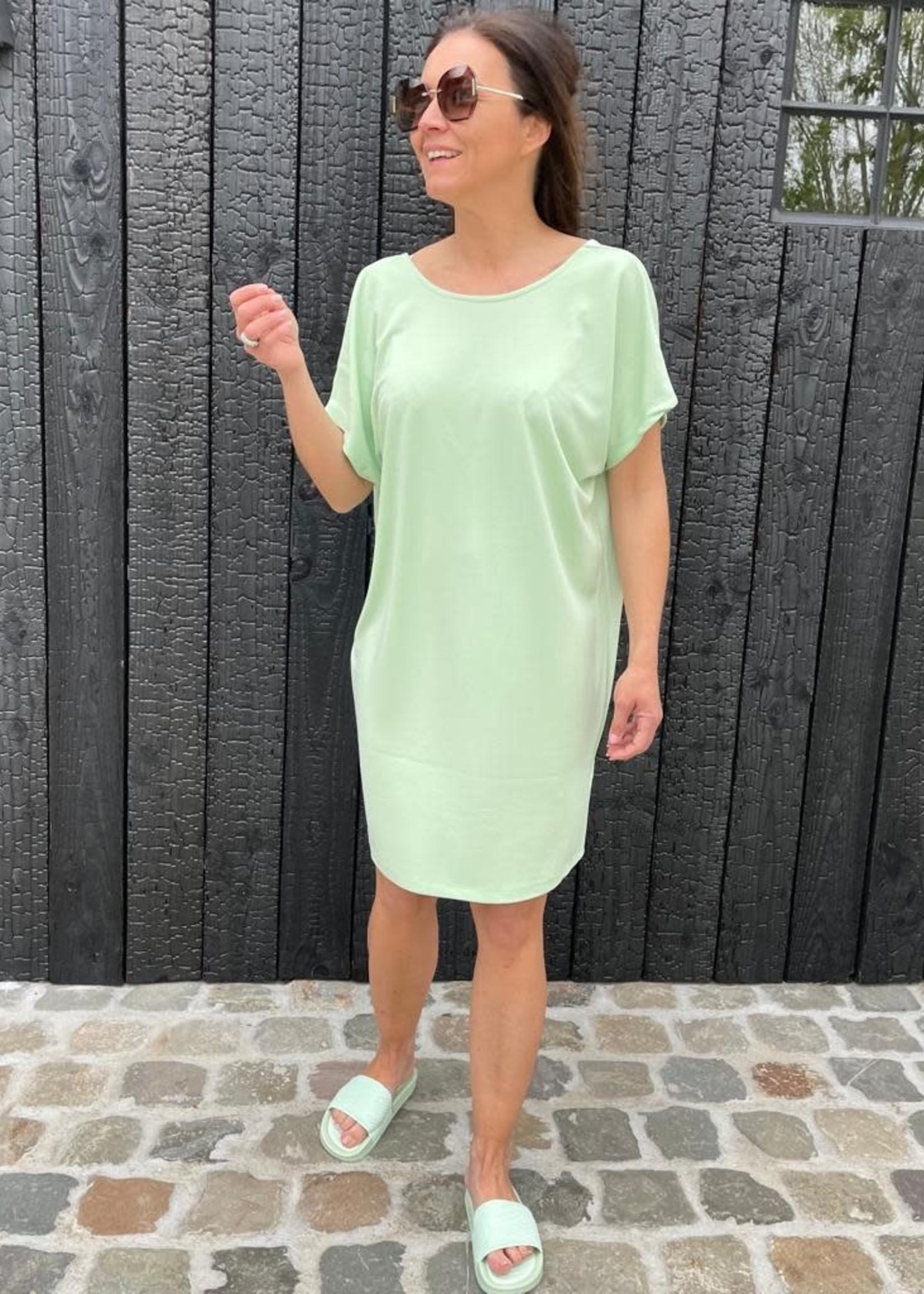 Guts & Goats Emily Green Dress