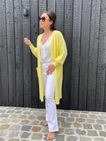 Guts & Goats Stefanie Yellow Gilet
