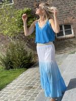 Guts & Goats Joya Blue Skirt