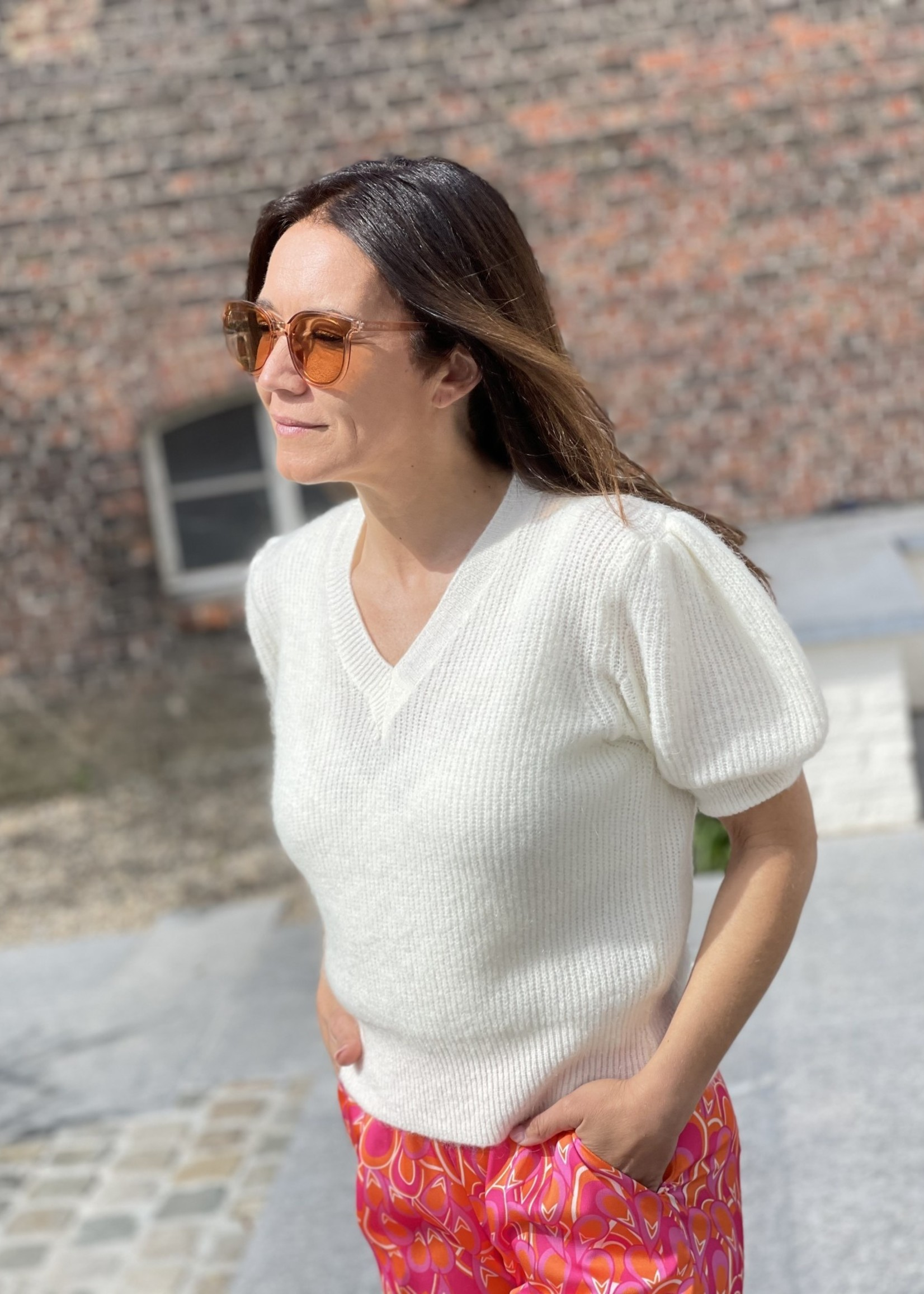 Guts & Goats Dorothee Creme Pull